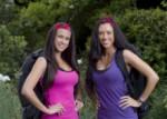 Kaylani and Lisa Amazing Race Indonesia