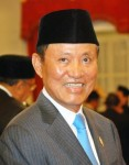 Dr Amir Syamsuddin, Justice and Human Rights Minister