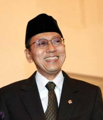 Vice President of Indonesia, Boediono