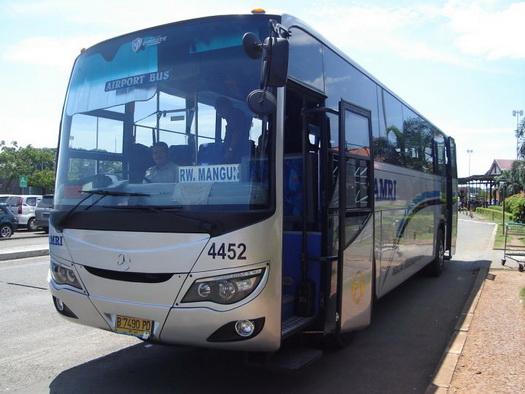 Damri Airport Bus Jakarta