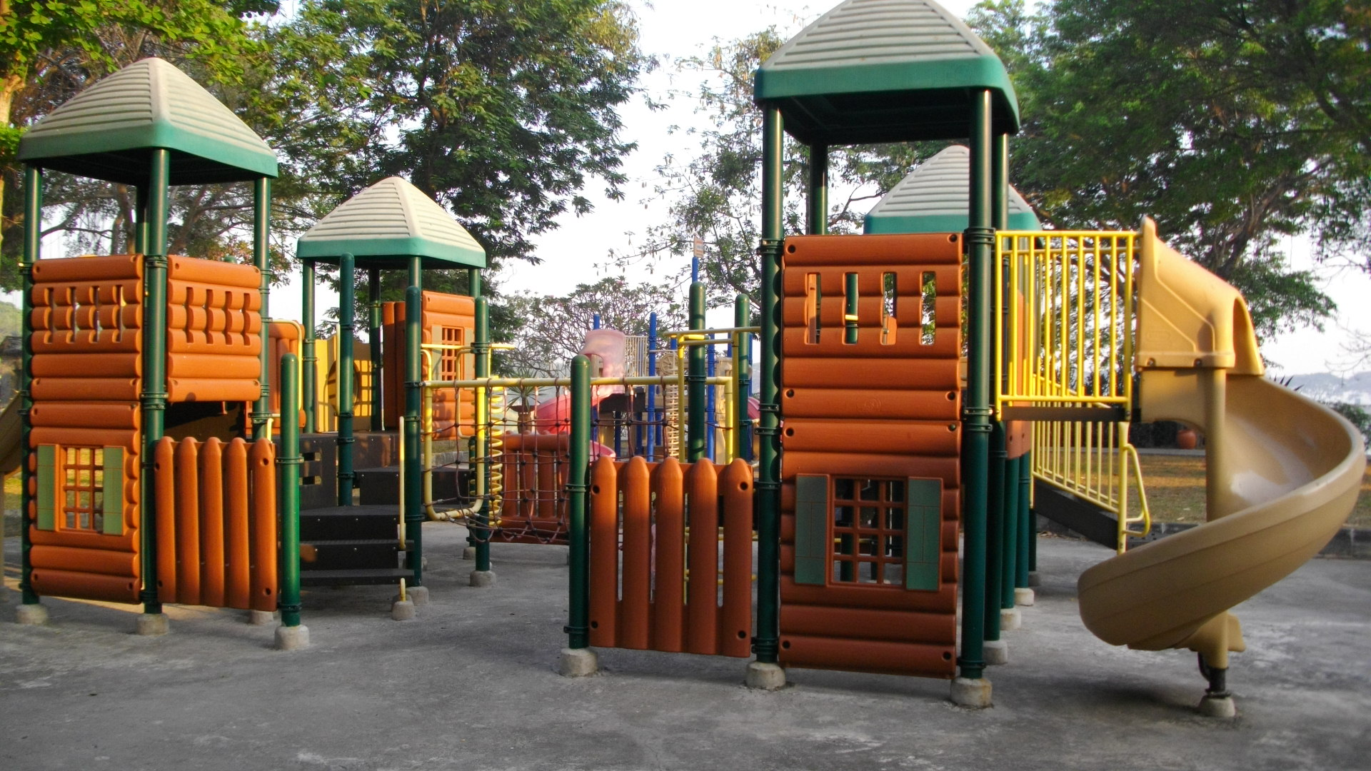 Kids Playground, Sheraton Bandara Hotel, Jakarta