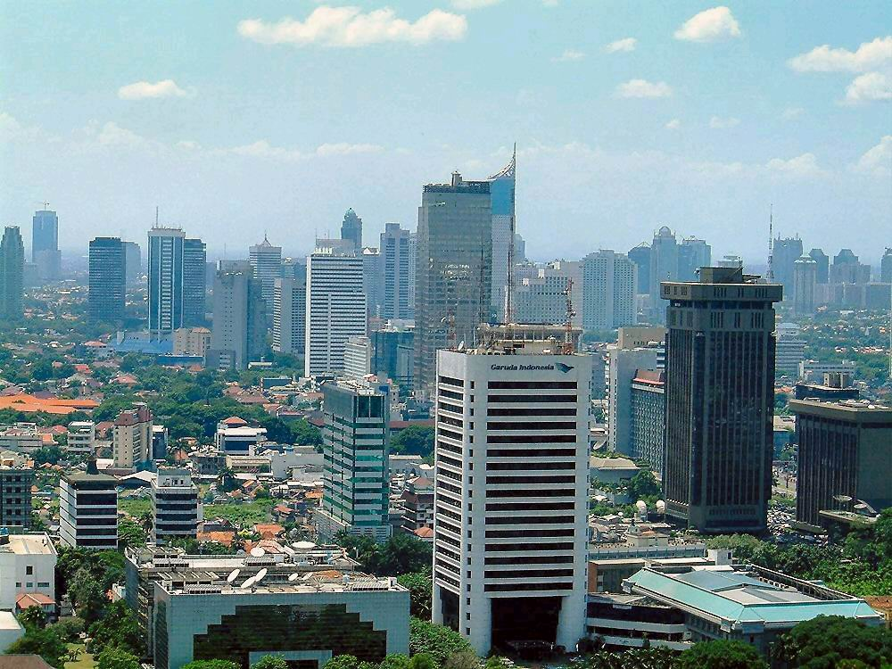 Towers and Apartments of Jakarta