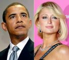 Barack Obama & Paris Hilton