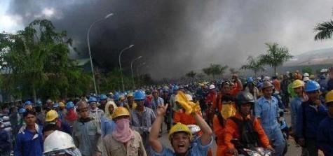Batam Riots