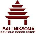 Bali Niksoma Boutique Beach Resort logo