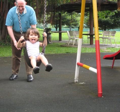 Hotel Borobudur Playground