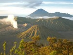 Mt Bromo in Malang, East Java