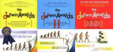 darwin awards books