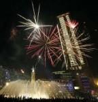Jakarta Fireworks NYE