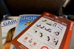 Garuda Seat Pocket Items