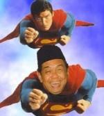 Superhero Gus Dur