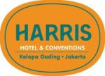 Harris Hotel and Conventions Jakarta logo