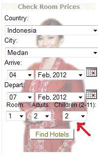 Choosing a Family Hotel