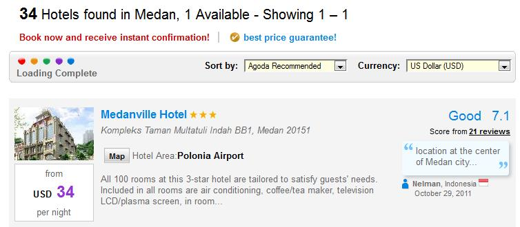 Choosing a Family Hotel - Search Results