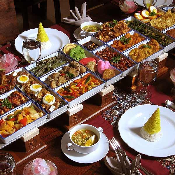 Indonesian Buffet