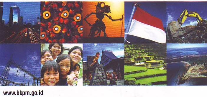 Indonesian Investment Brochure, Page 1 - Middle