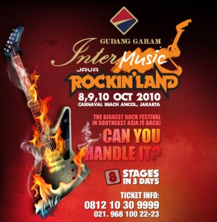 Java Rockin Land
