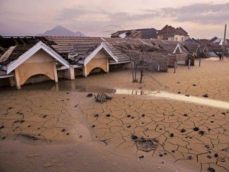 Mud Eruption Porong