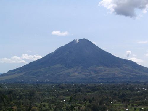Mt Sibayak