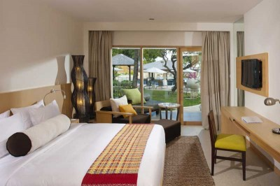 Ocean Room for Two at the Bali Holiday Inn