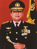 Chief of Police, Bali
