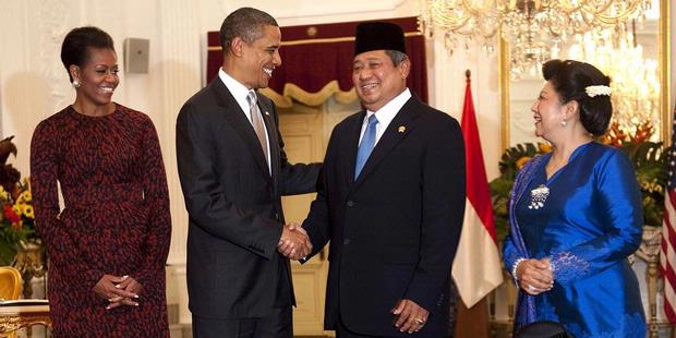 Yudhoyono & Obama Partnership