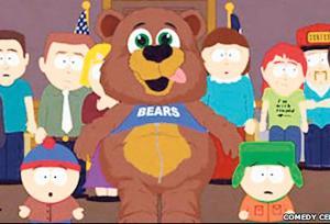 South Park Muhammad Episode