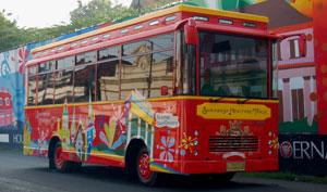 Surabaya Heritage Bus Tour