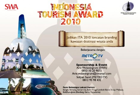 Menbudpar Tourism Awards