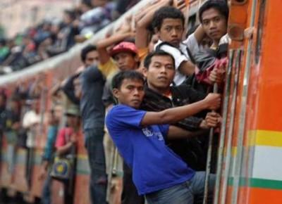 Train Indonesia